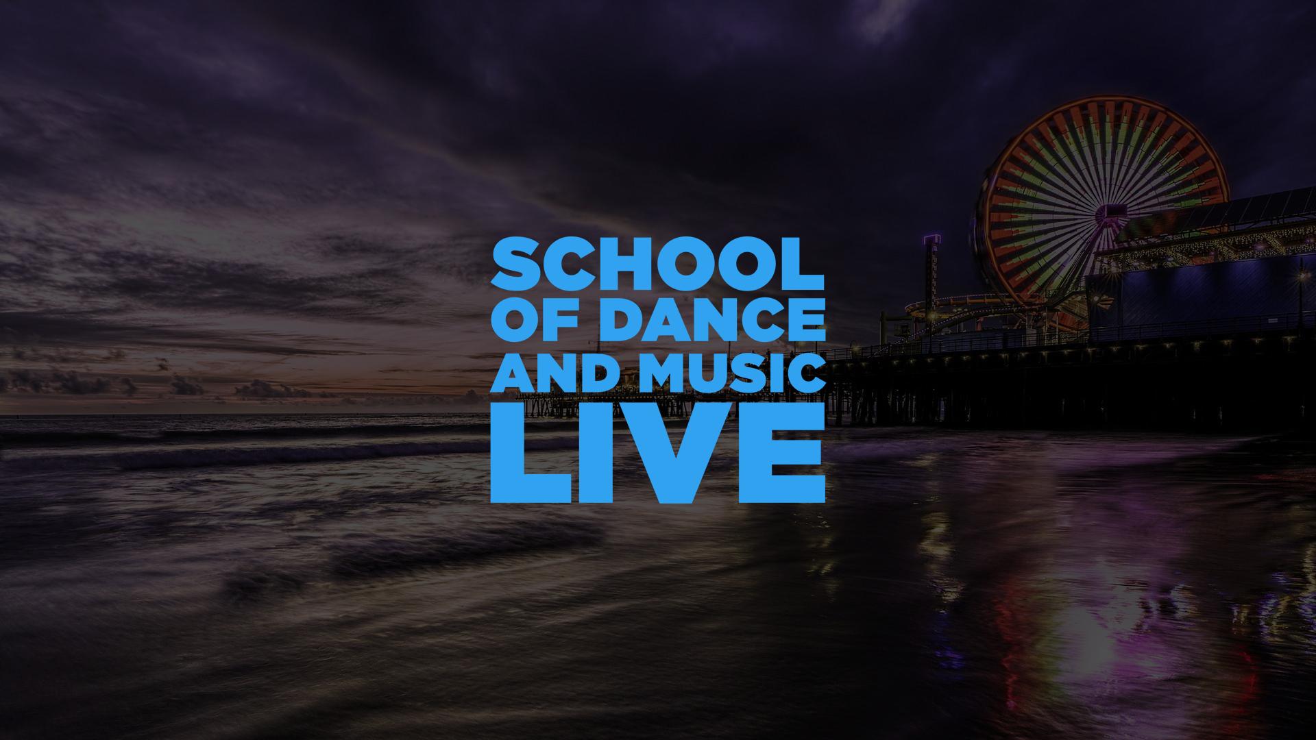 SDM Live Online Background
